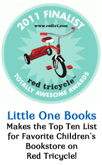 We made the top 10 list of Favorite Children's Bookstores in the 2011 Totally Awesome Awards from Red Tricycle