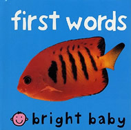First Words by Baby Bright