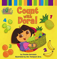 Count with Dora! by Phoebe Beinstein